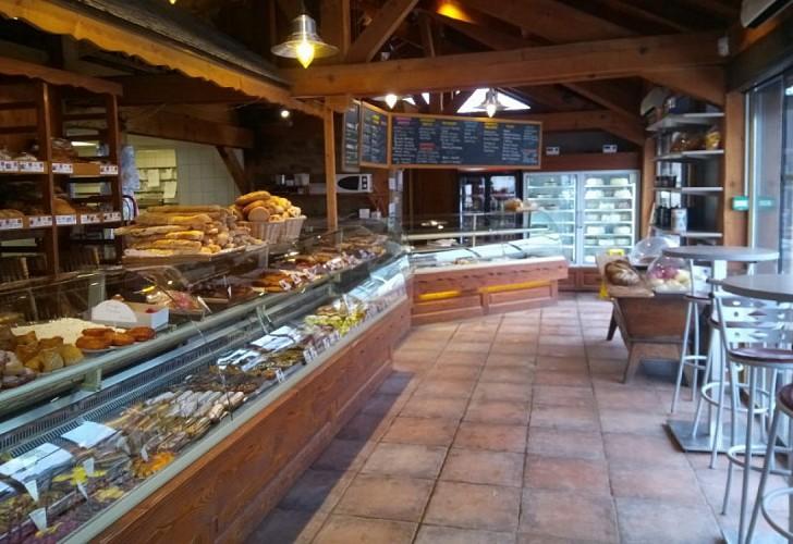 Boulangerie Les Fournils du Lac