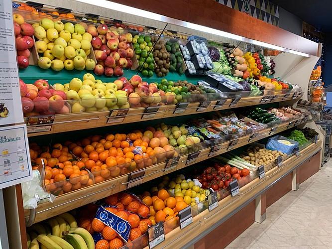 Supermarkt Spar
