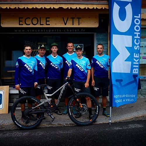 MCF Mountain Bike school