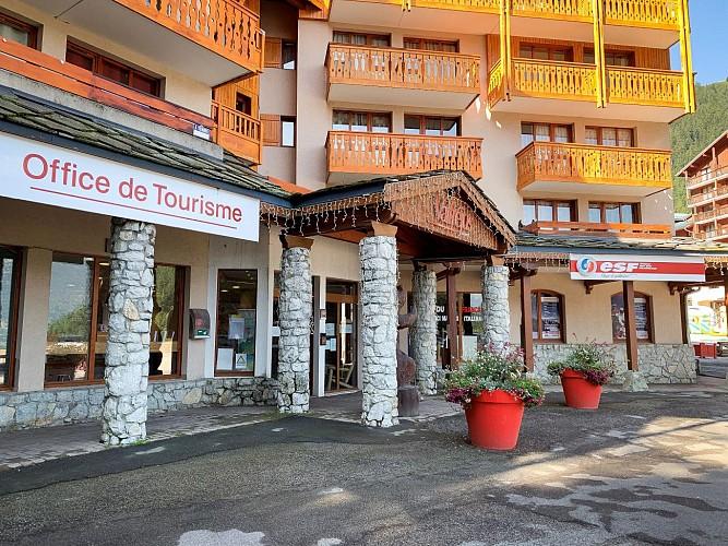 Bureau d'information touristique de Valfréjus