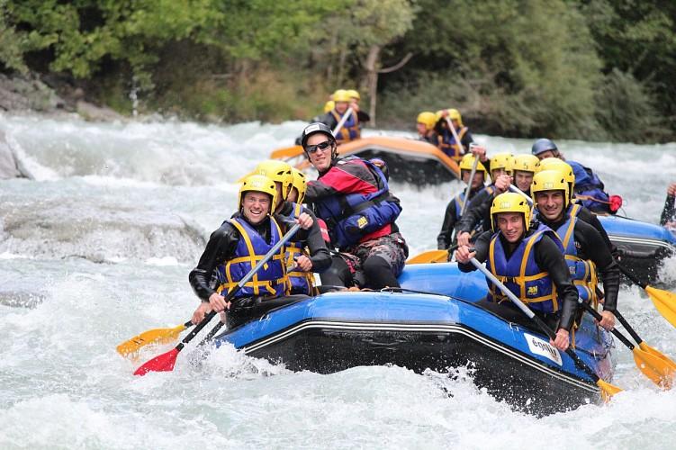 AN Rafting - White water