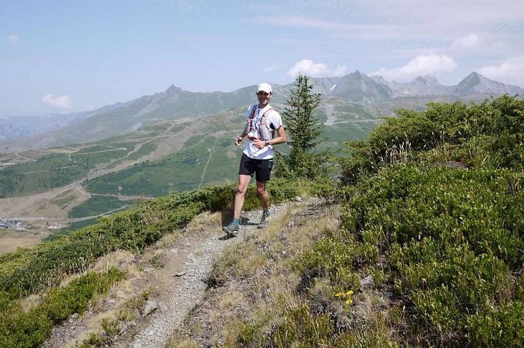 Week end  trail découverte