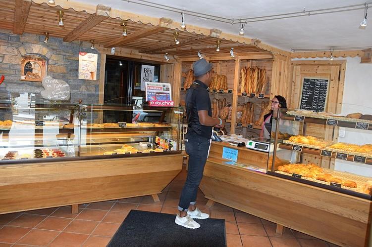 Le Four à bois bakery