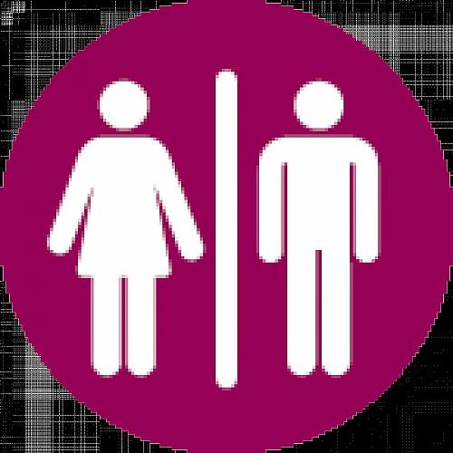 Toilettes publique - Varet