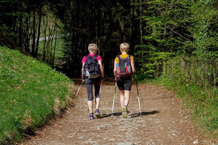 Iniziazione Nordic Walking