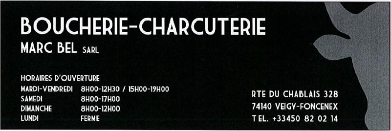 Boucherie Marc Bel