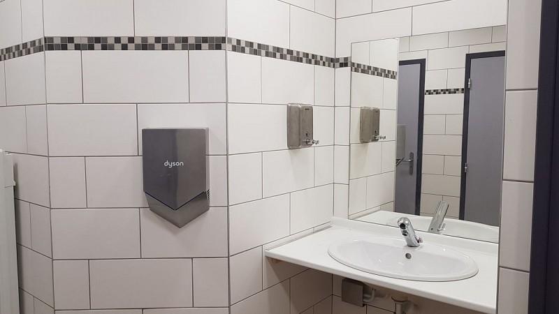 Public toilets - picnic room (Salle Hors Sac)