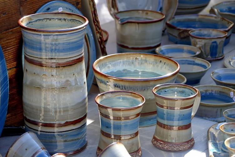 La Poterie du Murger pottery