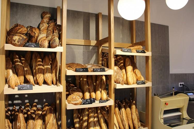 Atelier des pains