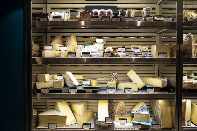 Caviste Nicolas & Fromagerie Cheese Forever