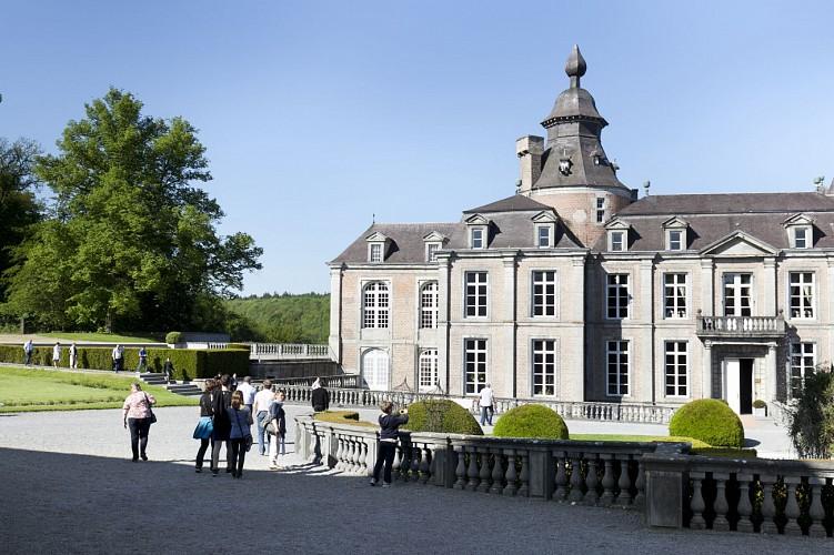 Domaine du Château de Modave - Modave - visite groupe