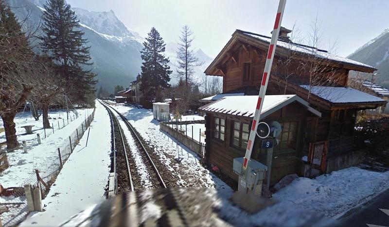 Arrêt SNCF - Les Praz