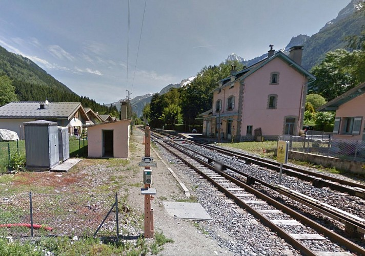 Gare SNCF - Les Bossons