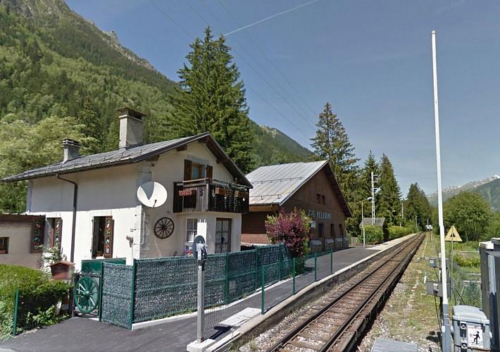 SCNF station - Les Pèlerins