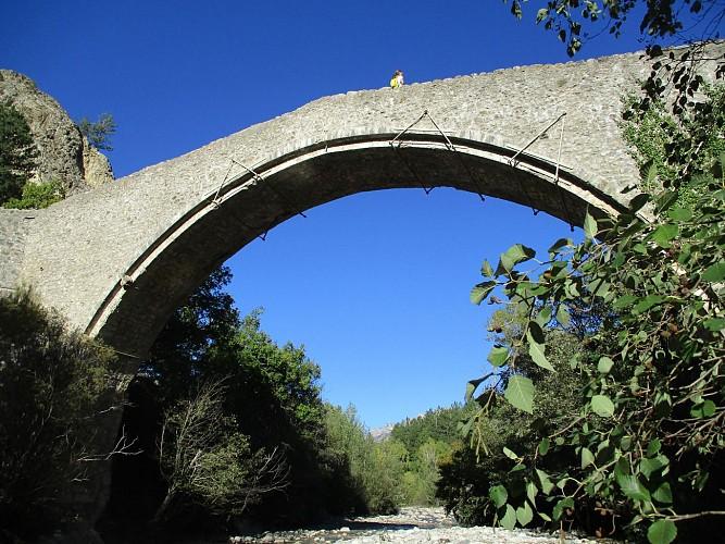 Die Brücke der Königin Jeanne
