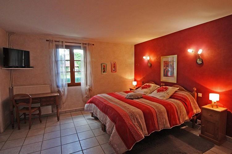 Gîtes de France chambres d'hôtes Maison d'hôtes des Tuillières