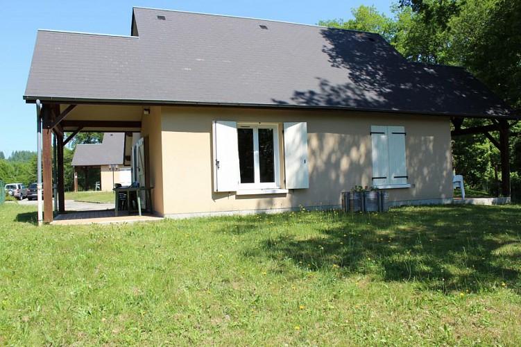 875535. 4-6 Personen 1 Schlafzimmer: + 1 Zwischengeschoss. Klassifizierung beantragt. Beaumont-du-Lac