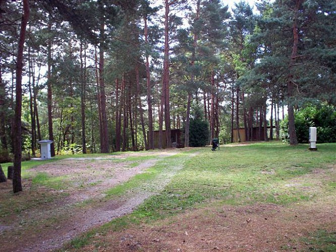 Campingplatz La p'tite ferme de Caro