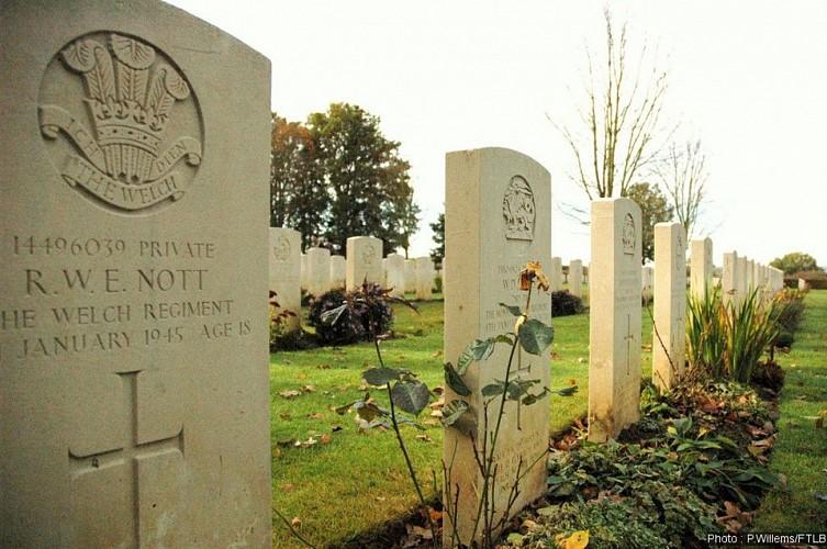 Hotton war cemetery
