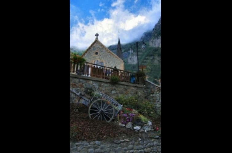 Eglise St pierre de Venosc