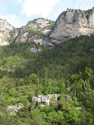 Le hameau de la Sablière