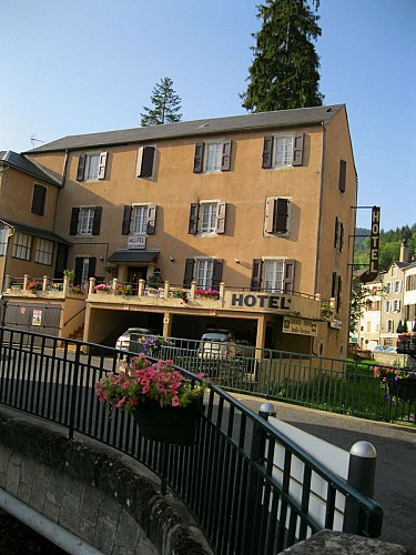 Hôtel les Sapins