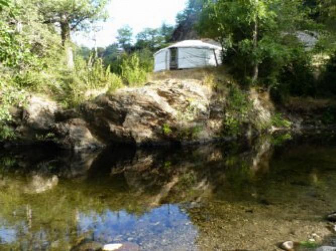 Camping à la ferme de Ribevenes