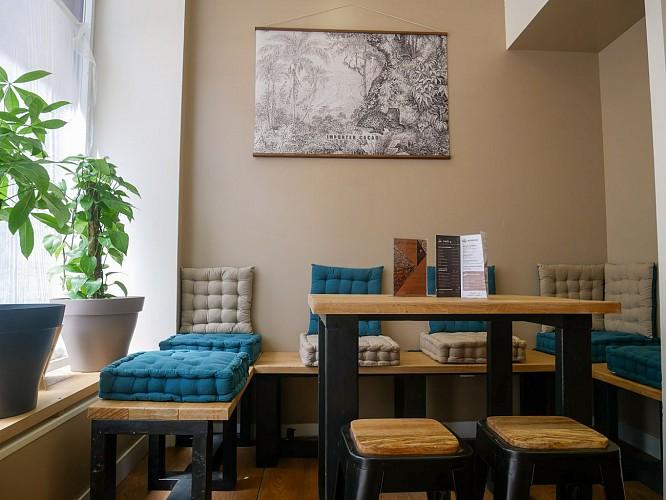 Le Raku Café