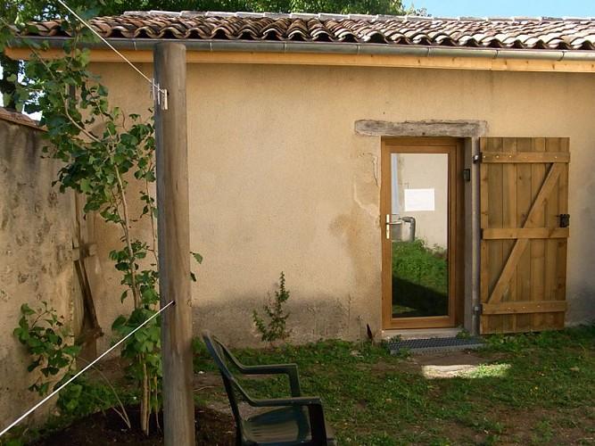 Captieux - refuge municipal
