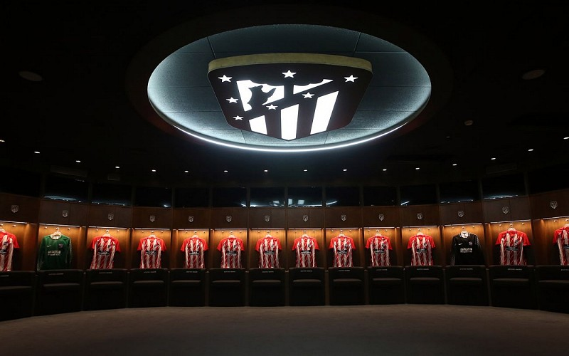 Wanda Metropolitano Stadium Tour
