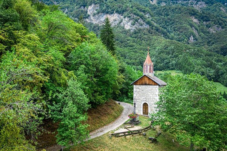 La Chapelle Saint Grat