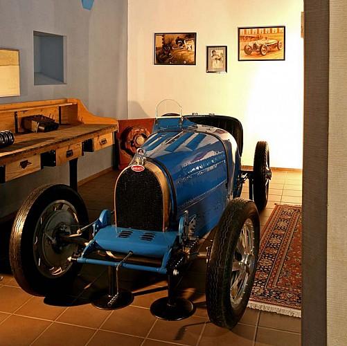 Musée de la Chartreuse - Fondation Bugatti
