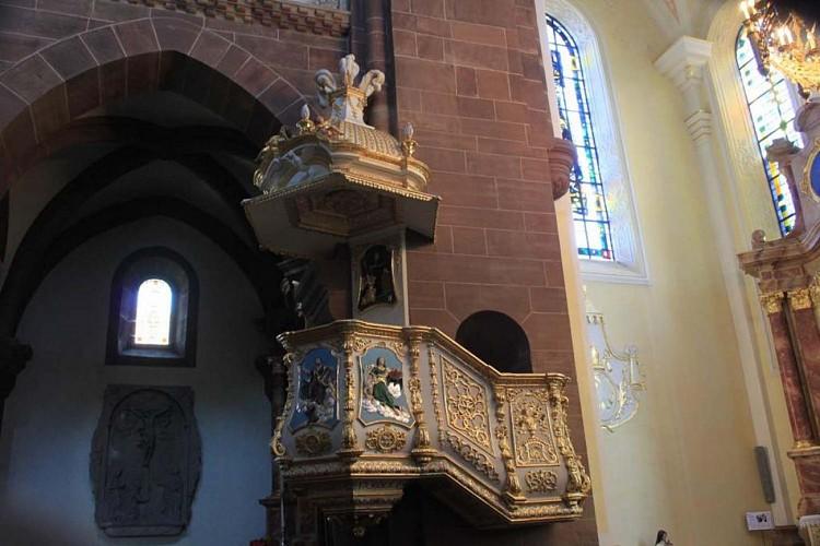 Abbatiale Saint-Cyriaque