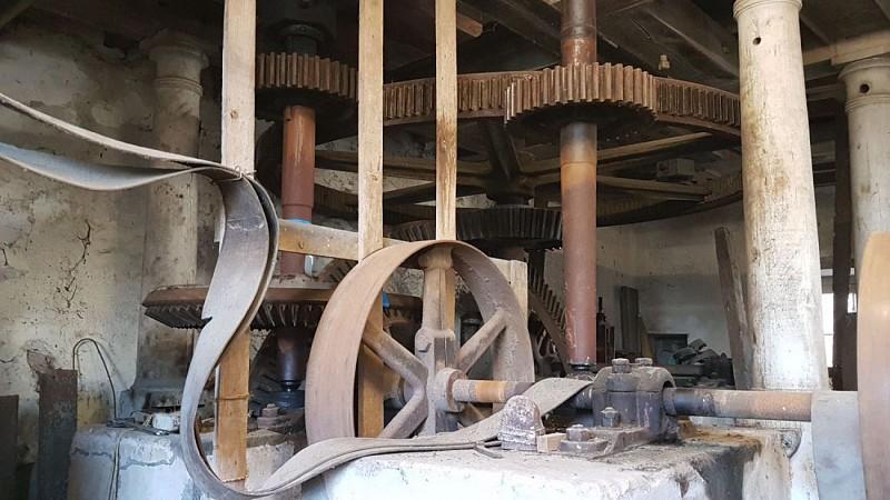 Le mécanisme de la roue