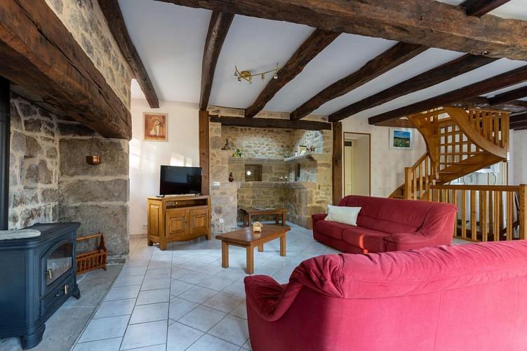 Location Gîtes de France Chez Murat - Réf : 19G5318