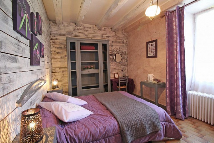Chambres d'hôtes Gîtes de France de Myriam et Pierre MORICE
