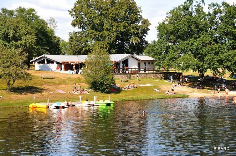 Camping municipal des Bruyères