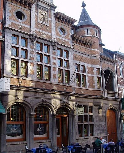 Le musée de la Compagnie Royale des Anciens Arbalétriers visétois