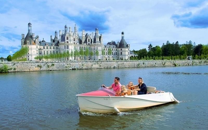 Chateau de Chambord Skip the Line Ticket