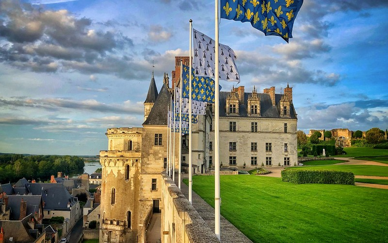 Royal Castle of Amboise Priority Entrance
