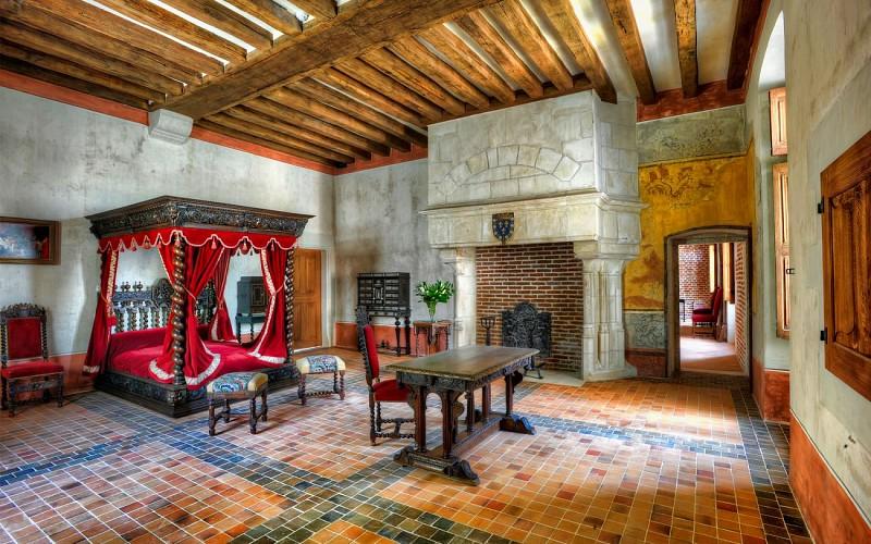 Chateau Clos Luce: Leonardo Da Vinci's last home