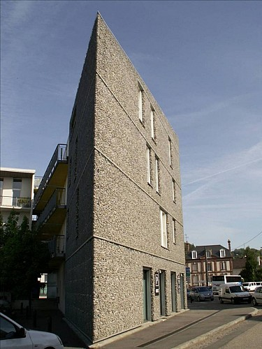 L'architecture depuis 1945