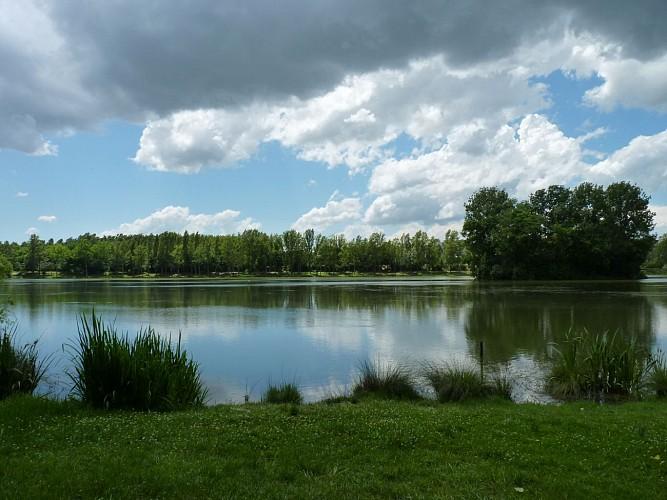 Lac de Monastié