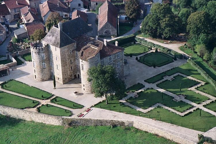Saint Projet - Château de la Reine Margot