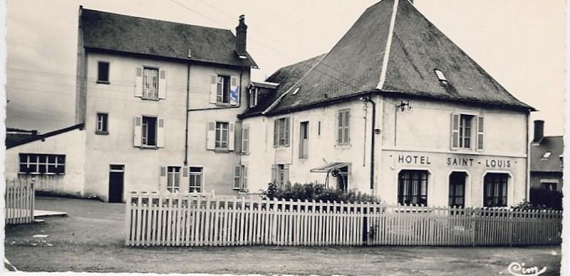 Ancien hôtel Saint-Louis