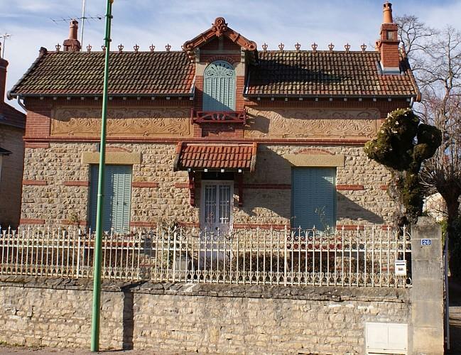 Villa Les Troènes