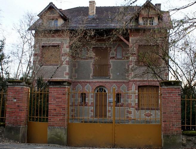 Villa La Morvandelle