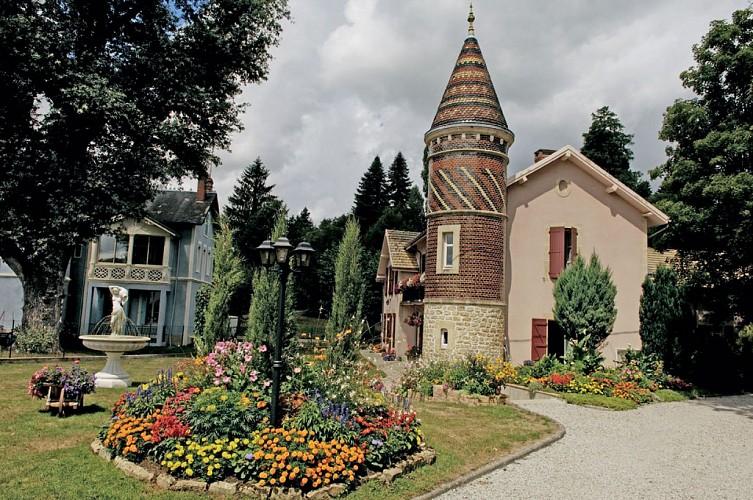 Pavillon Blanc et Pavillon Rose