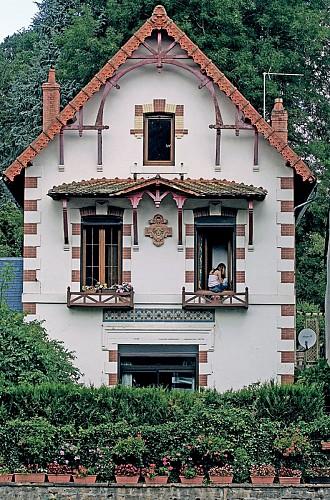 Villa, 22 rue des Caves