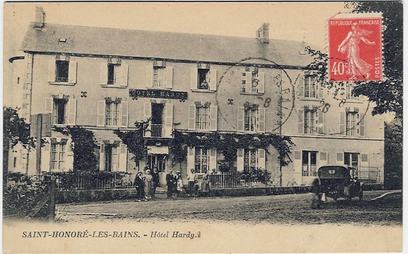 Hôtel Hardy